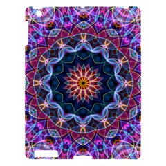 Purple Lotus Apple Ipad 3/4 Hardshell Case by Zandiepants
