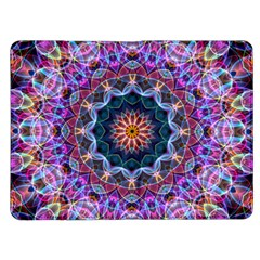 Purple Lotus Kindle Fire Flip Case by Zandiepants