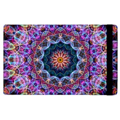 Purple Lotus Apple Ipad 2 Flip Case by Zandiepants
