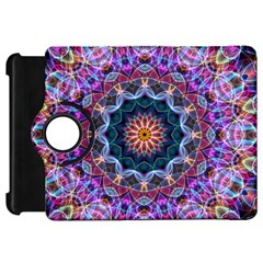 Purple Lotus Kindle Fire HD 7  (1st Gen) Flip 360 Case by Zandiepants