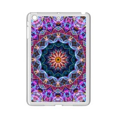 Purple Lotus Apple Ipad Mini 2 Case (white) by Zandiepants
