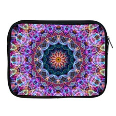Purple Lotus Apple iPad Zippered Sleeve