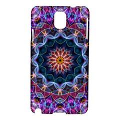 Purple Lotus Samsung Galaxy Note 3 N9005 Hardshell Case by Zandiepants