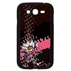 Flower Samsung Galaxy Grand Duos I9082 Case (black) by Rbrendes