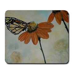 Monarch Large Mouse Pad (rectangle) by rokinronda