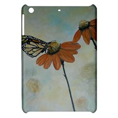 Monarch Apple Ipad Mini Hardshell Case by rokinronda