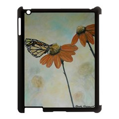 Monarch Apple Ipad 3/4 Case (black) by rokinronda
