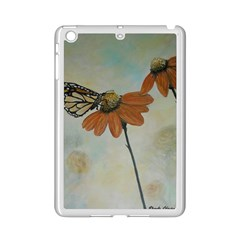 Monarch Apple Ipad Mini 2 Case (white) by rokinronda
