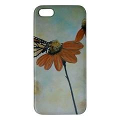 Monarch Apple Iphone 5 Premium Hardshell Case by rokinronda