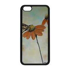 Monarch Apple Iphone 5c Seamless Case (black) by rokinronda
