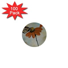 Monarch 1  Mini Button (100 Pack) by rokinronda