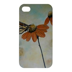 Monarch Apple Iphone 4/4s Premium Hardshell Case by rokinronda