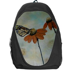 Monarch Backpack Bag by rokinronda