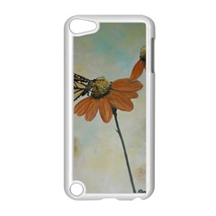 Monarch Apple Ipod Touch 5 Case (white) by rokinronda