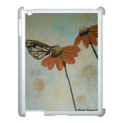 Monarch Apple Ipad 3/4 Case (white) by rokinronda