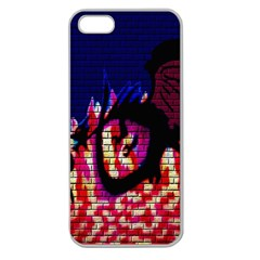 My Dragon Apple Seamless Iphone 5 Case (clear)