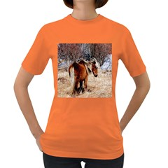 Pretty Pony Women s T Shirt (colored)
