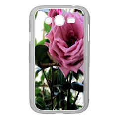 Rose Samsung Galaxy Grand Duos I9082 Case (white) by Rbrendes