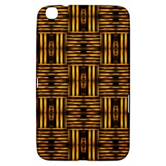 Bamboo Samsung Galaxy Tab 3 (8 ) T3100 Hardshell Case  by Rbrendes