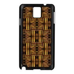 Bamboo Samsung Galaxy Note 3 N9005 Case (black)