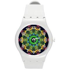 Big Burst Plastic Sport Watch (medium)