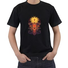 Eyedeer Men s T Shirt (black) by Contest1920010