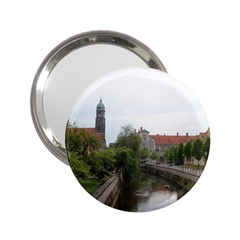 Amberg in Bavaria Handbag Mirror (2.25 ) by stineshop