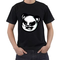 Badass Panda Men s T-shirt (Black) by Contest1915162