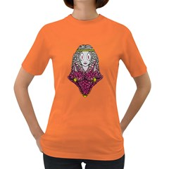 Bohemian Fox Women s T-shirt (Colored) by Contest1731890