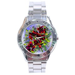 Dottyre Stainless Steel Watch by Rbrendes