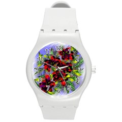Dottyre Plastic Sport Watch (medium) by Rbrendes