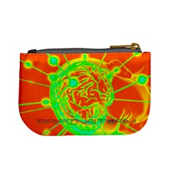Brainy Techno Purse By Charley Heselti   Mini Coin Purse   Ymp79udrqd7i   Www Artscow Com Back