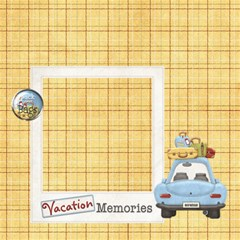 Memories Storage Stool 12 By Elena Petrova Front