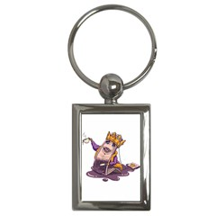 Royaltea Key Chain (rectangle) by TaBryant