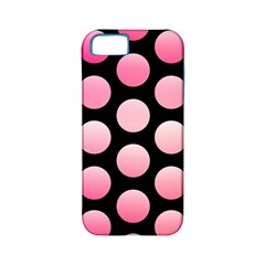 Pink Dots Iphone Apple Iphone 5 Classic Hardshell Case (pc+silicone) by Colorfulplayground