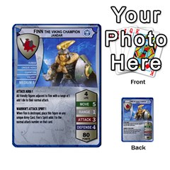 Heroscape Set 1 By Brian   Multi Purpose Cards (rectangle)   Sj4arriwm7uj   Www Artscow Com Front 7