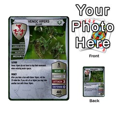 Heroscape Set 1 By Brian   Multi Purpose Cards (rectangle)   Sj4arriwm7uj   Www Artscow Com Front 33