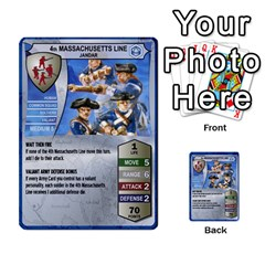 Heroscape Set 1 By Brian   Multi Purpose Cards (rectangle)   Sj4arriwm7uj   Www Artscow Com Front 43
