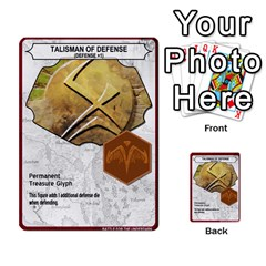 Heroscape Set 4 By Brian   Multi Purpose Cards (rectangle)   Ktq9hlzvoi3u   Www Artscow Com Back 51