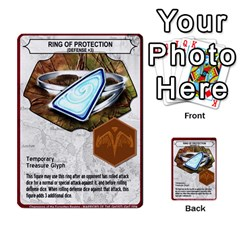 Heroscape Set 4 By Brian   Multi Purpose Cards (rectangle)   Ktq9hlzvoi3u   Www Artscow Com Back 52