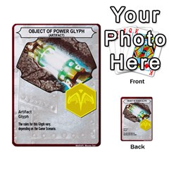 Heroscape Set 4 By Brian   Multi Purpose Cards (rectangle)   Ktq9hlzvoi3u   Www Artscow Com Front 9