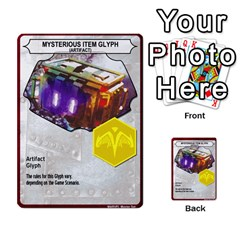 Heroscape Set 4 By Brian   Multi Purpose Cards (rectangle)   Ktq9hlzvoi3u   Www Artscow Com Front 14