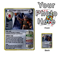 Heroscape Set 4 By Brian   Multi Purpose Cards (rectangle)   Ktq9hlzvoi3u   Www Artscow Com Front 20