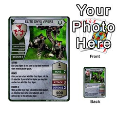 Heroscape Set 4 By Brian   Multi Purpose Cards (rectangle)   Ktq9hlzvoi3u   Www Artscow Com Front 29