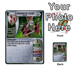 Heroscape Set 4 By Brian   Multi Purpose Cards (rectangle)   Ktq9hlzvoi3u   Www Artscow Com Front 37