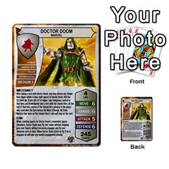 Heroscape Set 4 By Brian   Multi Purpose Cards (rectangle)   Ktq9hlzvoi3u   Www Artscow Com Front 45