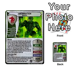 Heroscape Set 4 By Brian   Multi Purpose Cards (rectangle)   Ktq9hlzvoi3u   Www Artscow Com Front 46