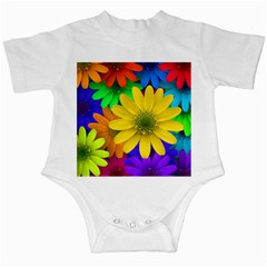 Gerbera Daisies Infant Bodysuit by StuffOrSomething