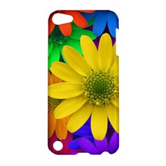 Gerbera Daisies Apple Ipod Touch 5 Hardshell Case by StuffOrSomething