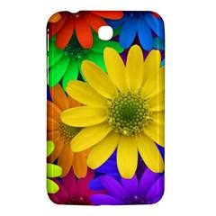 Gerbera Daisies Samsung Galaxy Tab 3 (7 ) P3200 Hardshell Case  by StuffOrSomething